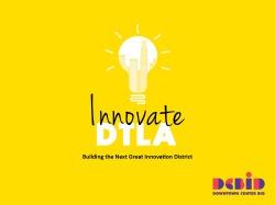 Innovate DTLA Workshop: CRITICAL MASS @ Cross Campus Downtown LA