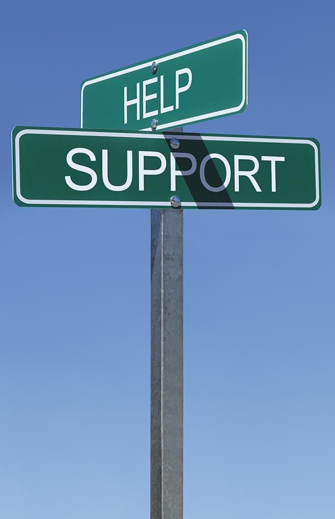 Support banner onlkma