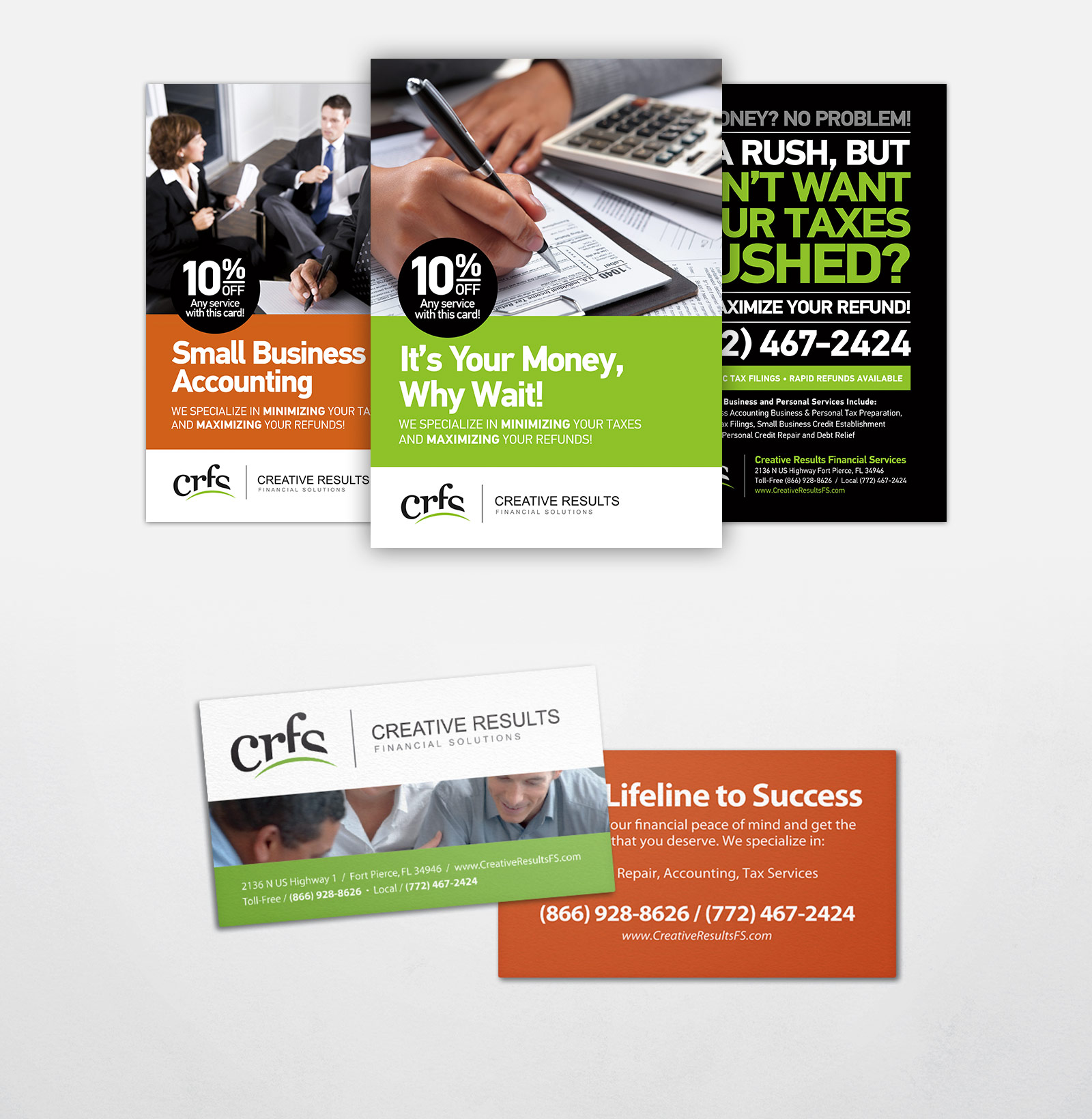 Creative Results Financial Services
