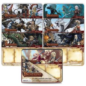 Pathfinder Adventure Card Game: Mini Mat 7 Pack