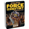 Star Wars: Force and Destiny: Racer Specialization Deck