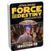 Star Wars: Force and Destiny: Investigator Specialization Deck
