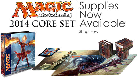 Magic 2014 Supplies