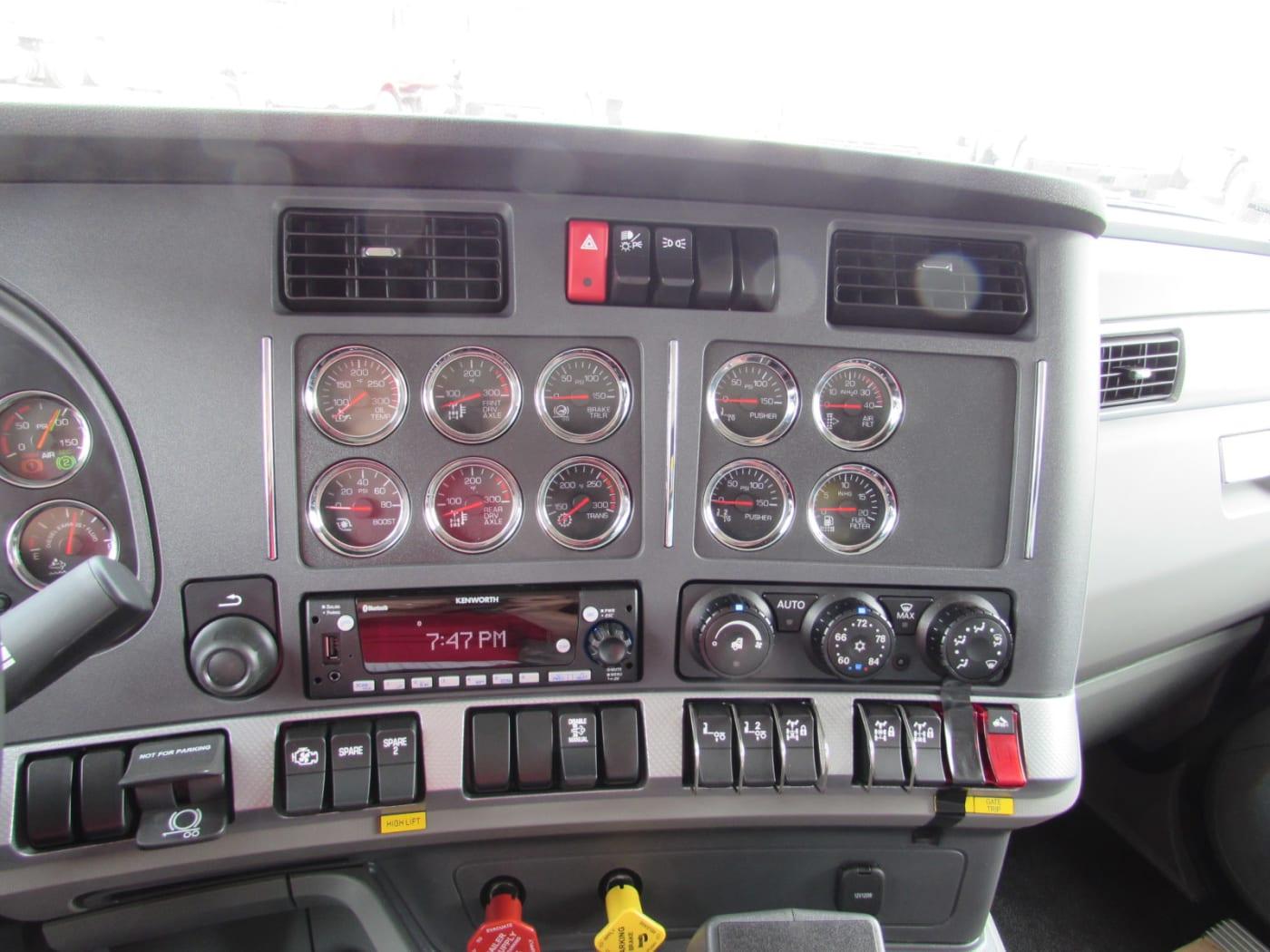 2022 Kenworth T880 NJ481609 full