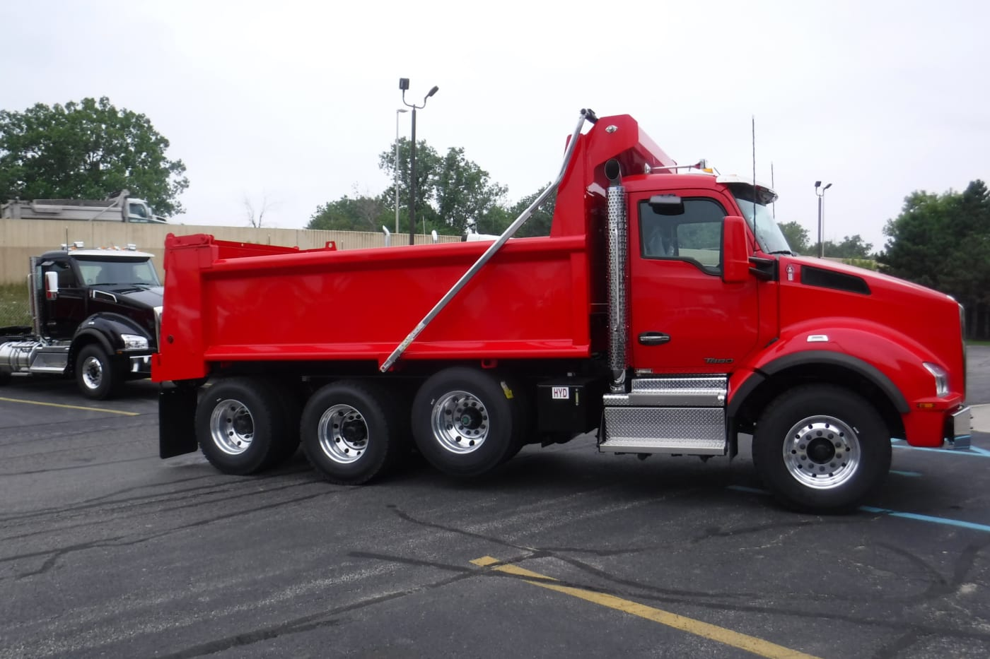 2022 Kenworth T880S NJ484181 full