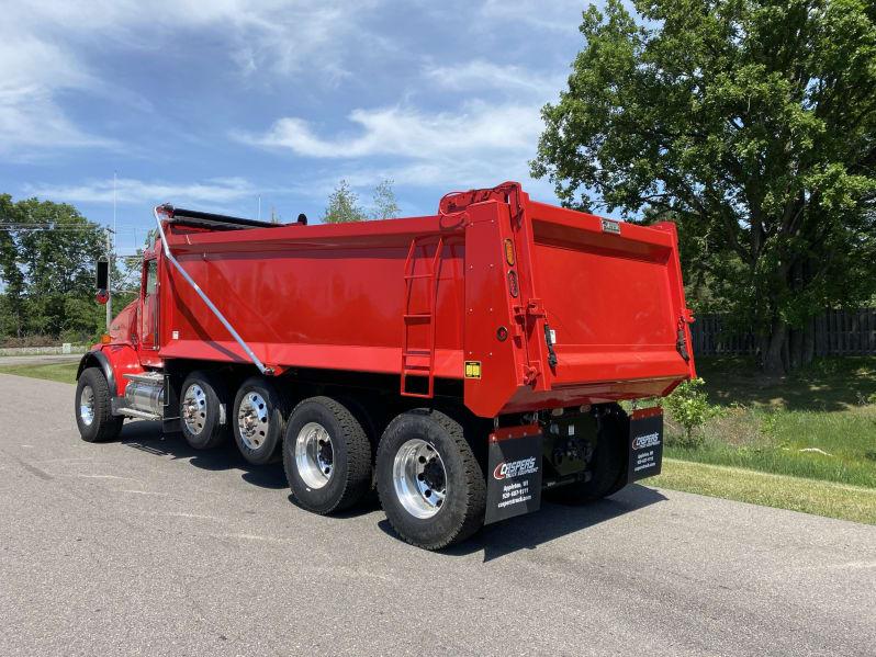 2021 Kenworth T800 MF458973 full