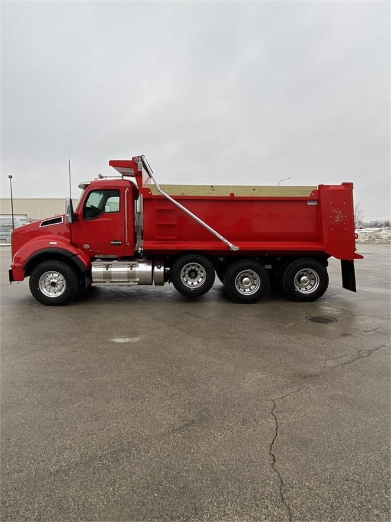 2021 Kenworth T880 MJ459099 full
