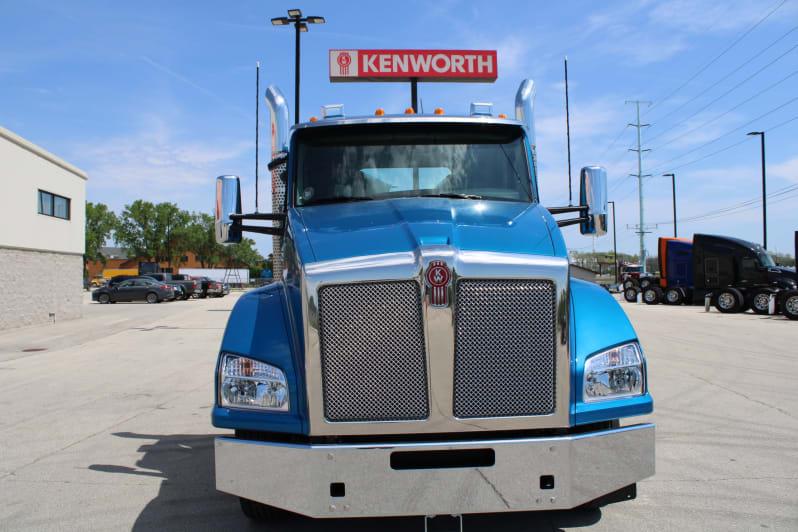 2022 Kenworth T880 NJ483423 full