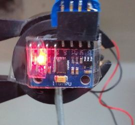IMU Sensor for mechanics experiments