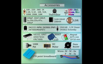 Seelablet: Accessory Set