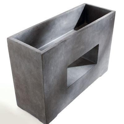 Pflanzkasten Divider, modern, Tonfaser