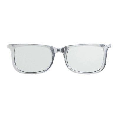 Spiegel Brille, recyceltes Aluminium