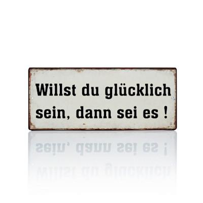 Schild, 31 x 13 cm, Shabby Chic