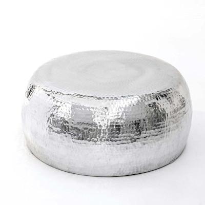 Couchtisch Galaxy, Vintage-Look, Aluminium
