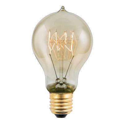 HEITRONIC Glühlampe Vintage 40W, E27, 230 V, Retro-Look