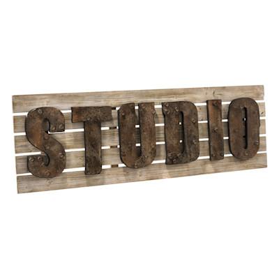 miaVILLA Dekoschriftzug Studio