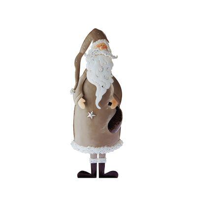 Best of home Dekofigur Weihnachtsmann Ferdinand
