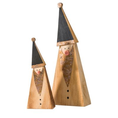 Dekofiguren-Set, 2-tlg. Emil & Magnus