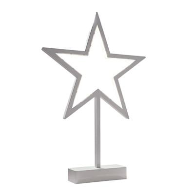 Beleuchtetes Deko-Objekt Stern