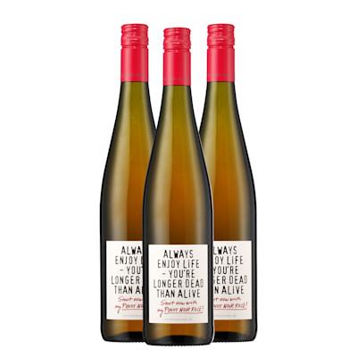 """2014, Roséwein, Pinot Noir Rosé """"Enjoy"""""""