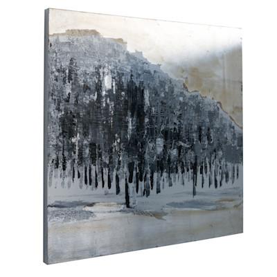Bild Silver Forrest, Holz