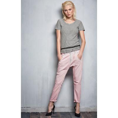 DIESEL Boyfriend-Jeans FAYZA, low waist