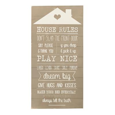 miaVILLA Bild House Rules