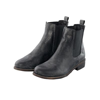 felmini Bootie, Vintage-Look, Chelsea-Style