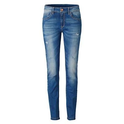 Brandalism Jeans, Destroyed-Effekt, Used-Look