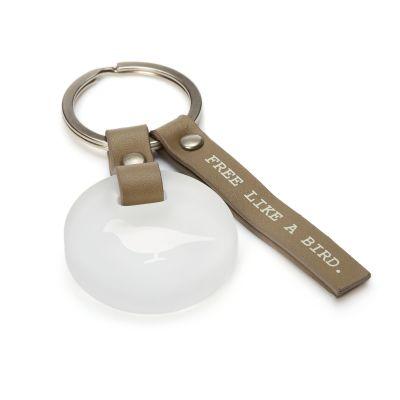 räder Schlüsselanhänger, FREE LIKE A BIRD., modern