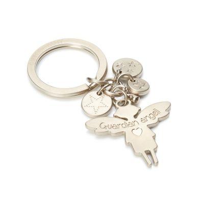 GIFTCOMPANY Schlüsselanhänger, Engel Guardian Angel, modern
