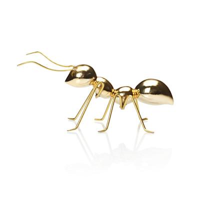 IMPRESSIONEN living Deko-Ameise, Ameise Ant, edel, Metall