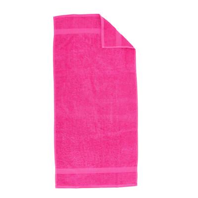 Handtuch Basic einfarbig, Baumwolle, 50x100 cm