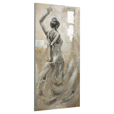 miaVILLA Bild Dancer, Handgemalt