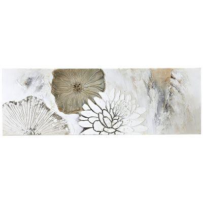 Bild Blüten Mix ca. B150x H50cm