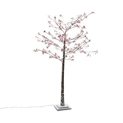 Best of Home LED-Baum Rote Beeren