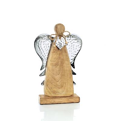 Dekofigur Engel,  Höhe ca. 32 cm