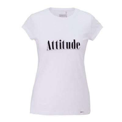 CINQUE T-Shirt, weich gewaschen, Statementprint