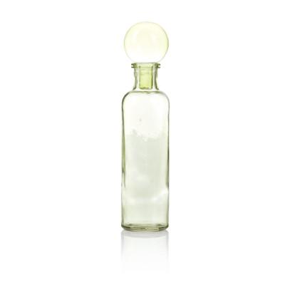 IMPRESSIONEN living Flaschenvase, Propfen, Glas