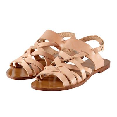 Cute Couture Sandale, Riemen, Schnalle, Casual