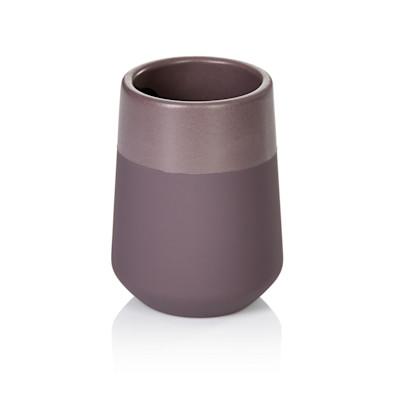 Aquanova Zahnbürstenhalter, Soft-Touch-Beschichtung, edel, Keramik