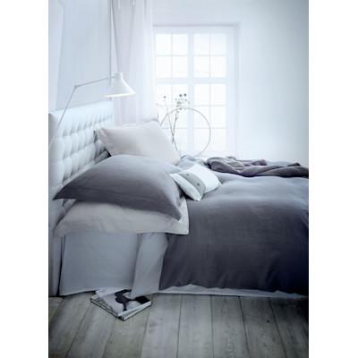 House in Style Bettwäsche, Stehsaum, Baumwolle, Leinen, in zwei Größen