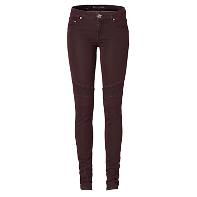 IMPERIAL Skinny Jeans, Biker-Look