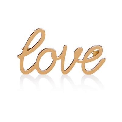 IMPRESSIONEN living Schriftzug Love, Clean chic