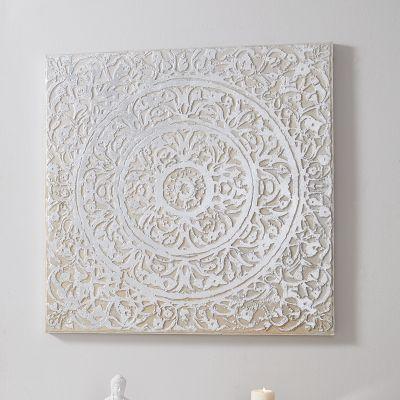 Bild Marrakesch, handgemalt, Acryl auf Leinwand, ca. 100 x 100 cm