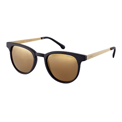 Komono Sonnenbrille, Spiegelgläser, elegant