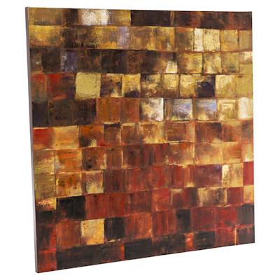 miaVILLA Bild Golden Mosaic