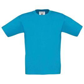 B&C - Kinder-T-Shirt mit Werbeanbri...