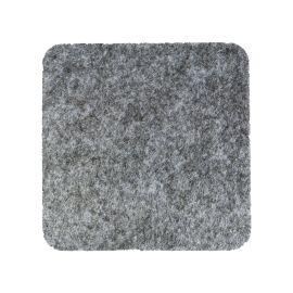 Filz Untersetzer, 10x10x0,45 cm