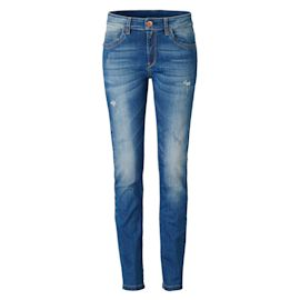 Brandalism - Jeans, Saumumschlag, U...